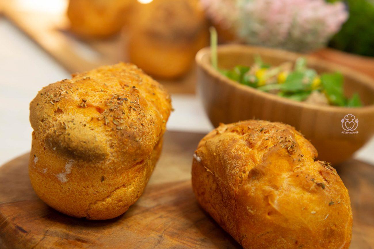 Panini al Pomodoro Senza Glutine anche con la Macchina del Pane Zero Glu di Imetec