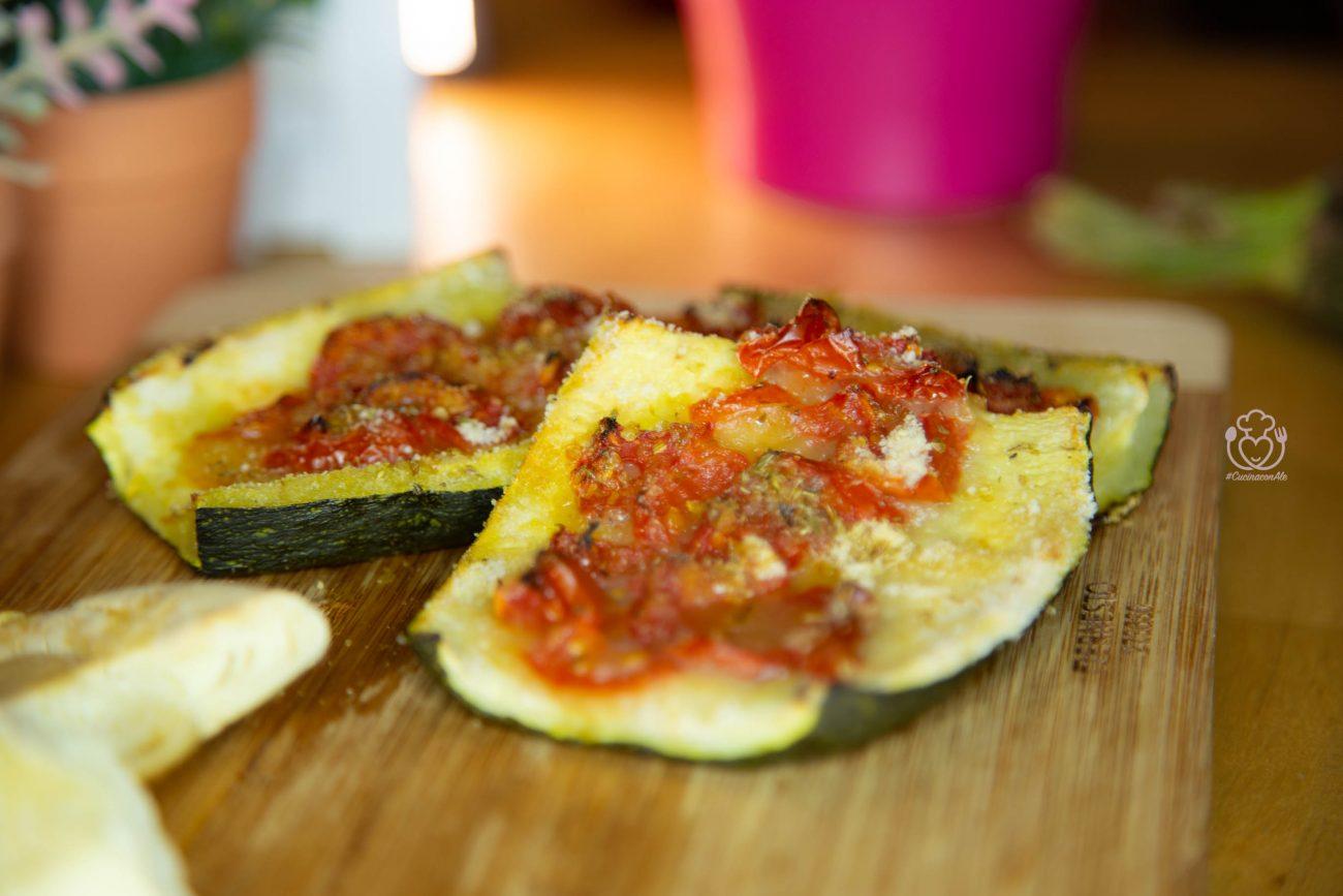 """Zucchine Gratinate Alla Pizzaiola + 3 Idee per Riciclare lo """"Scarto"""""""