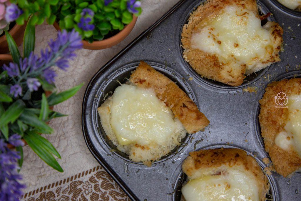 Muffin di Pane Ripieni Senza Glutine – Croque Madame, la Mia Versione