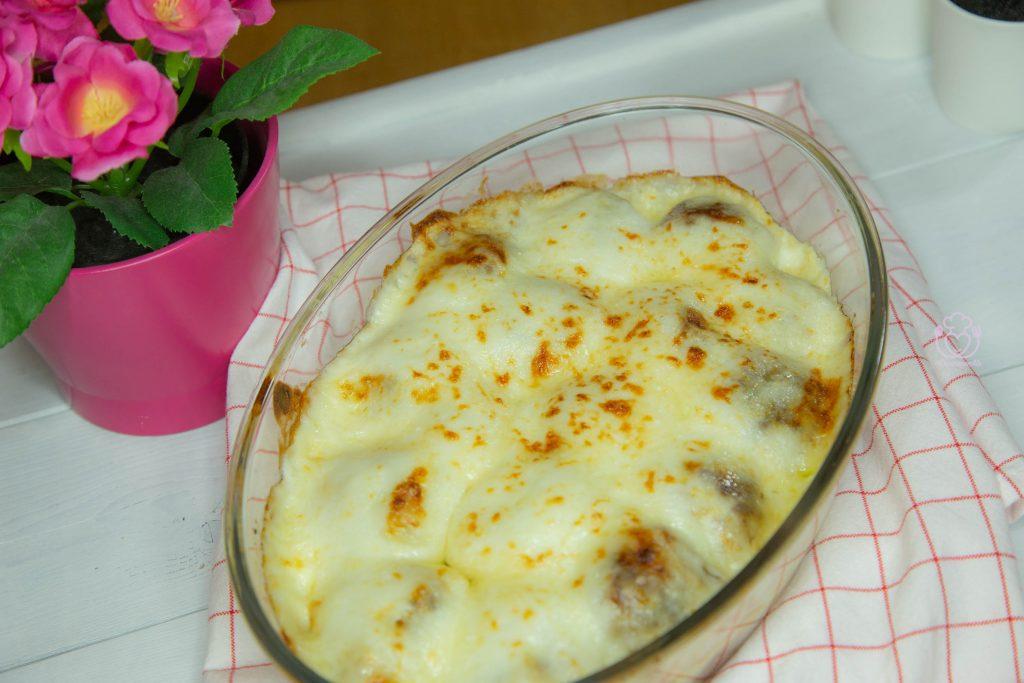 Polpette Gratinate Cremose e Filanti – Ricetta Senza Glutine e Anche Senza Nichel