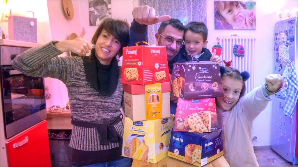  Super MAXI ASSAGGIO di Panettoni e Pandori Senza Glutine (anche da 16€!!!) INIZIATO bene e FINITO MALISSIMO 