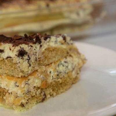 Torta Tiramisù Con Pan di Spagna Velocissimo Anche Senza Glutine