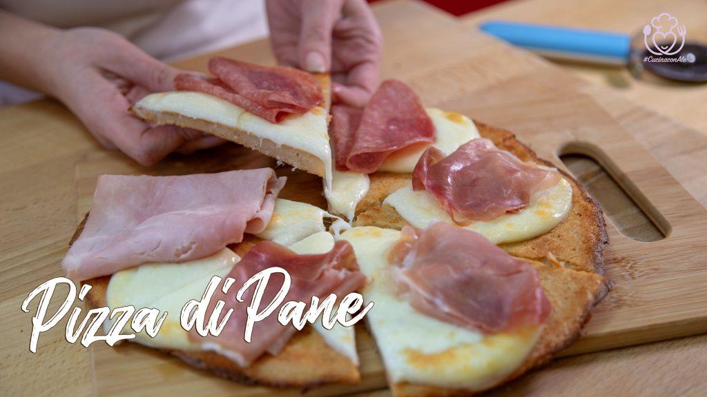 Pizza di Pane – L'Arte del Riciclo