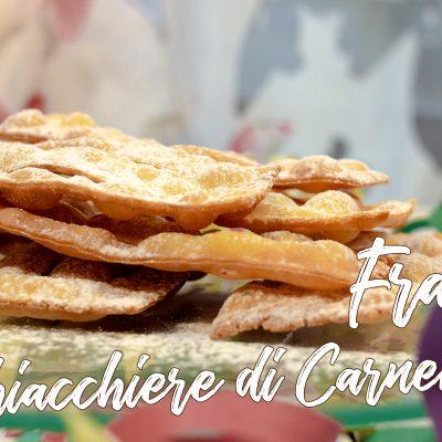 Frappe o Chiacchiere di Carnevale Senza Glutine Facili e Veloci – Fritte e Al Forno