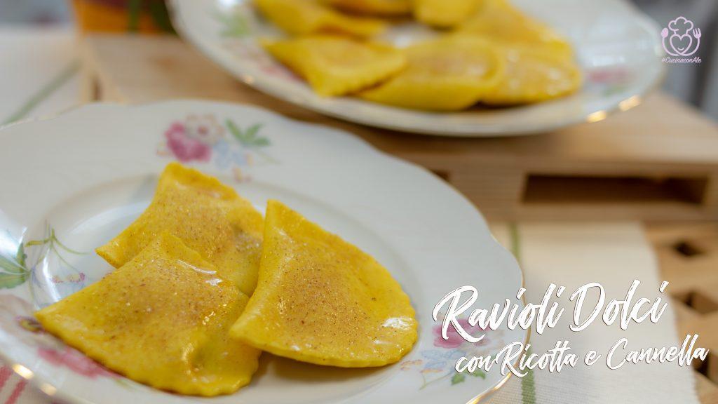 Ravioli Dolci Senza Glutine con Ricotta e Cannella – I Segreti per una Pasta all'Uovo Semplice e Buonissima