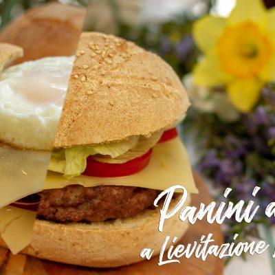 Panini al Latte Velocissimi Senza Glutine, Nichel a Lievitazione Istantanea