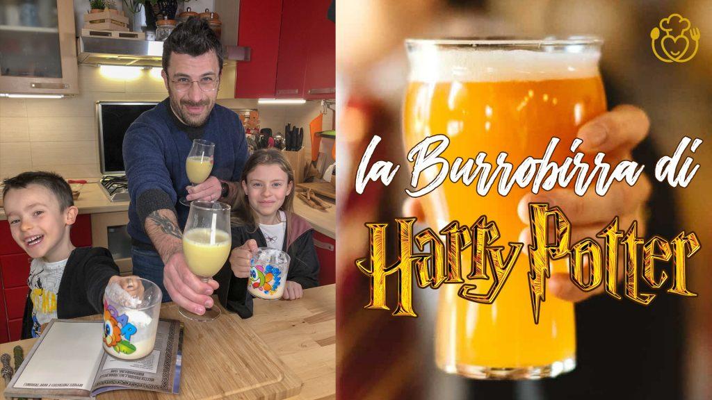 Burrobirra la Bevanda Magica di Harry Potter per Grandi e Bambini