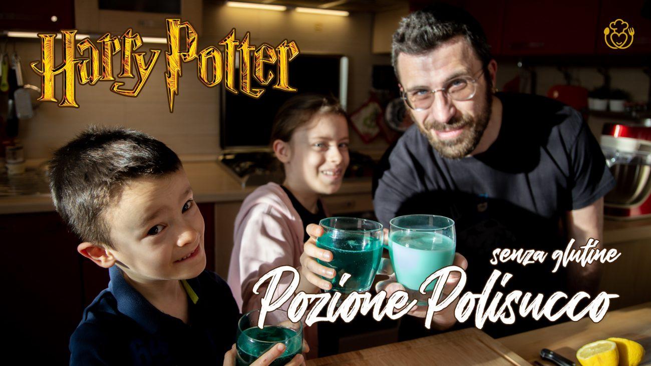Pozione Polisucco, Le Ricette Fantastiche di Harry Potter Fatte dalla GlutenFreeFamily