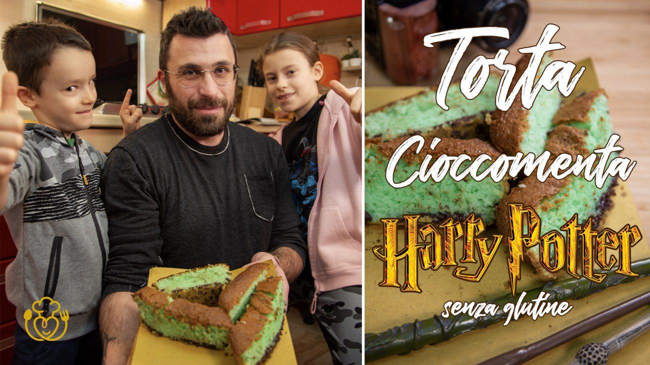 Torta Cioccomenta Senza Glutine di Hermione – Ricetta di Harry Potter