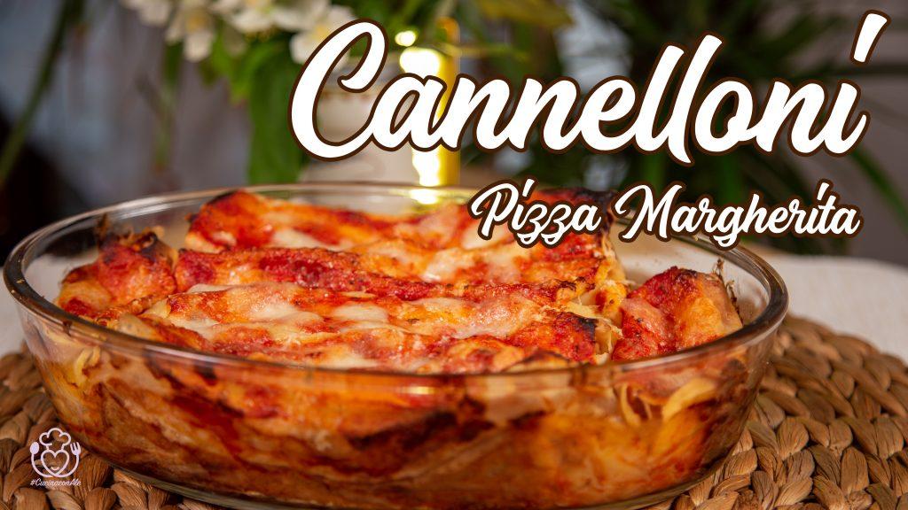 Cannelloni alla Pizza Senza Glutine, Senza Besciamella e Burro, Ricetta Veloce, Ottimi da Congelare per l'Estate