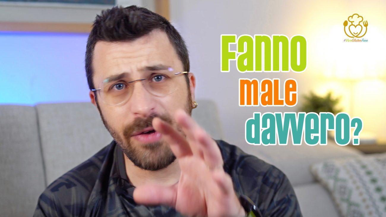 Le Farine Deglutinate ed i Mix Fanno Male? I Bambini Possono Mangiarle?