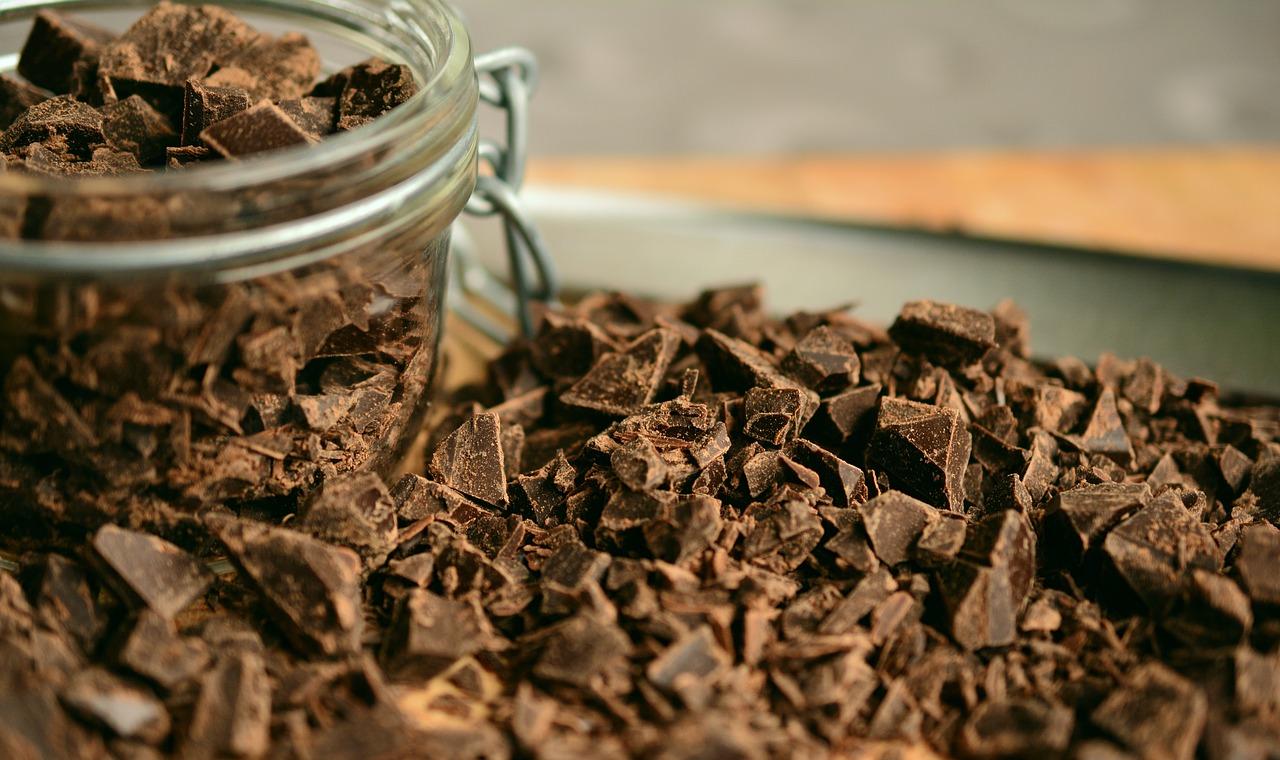 Cioccolato fondente salva-umore