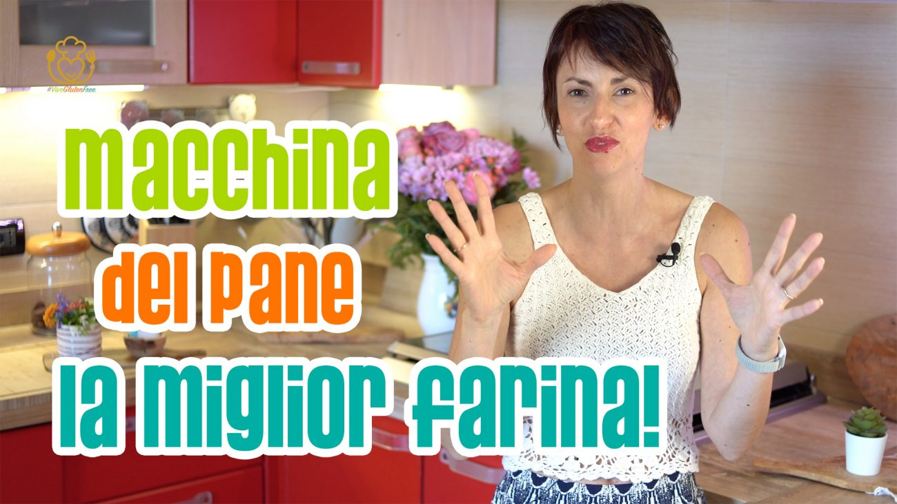 La Farina Perfetta per Macchina del Pane Video Ask #3