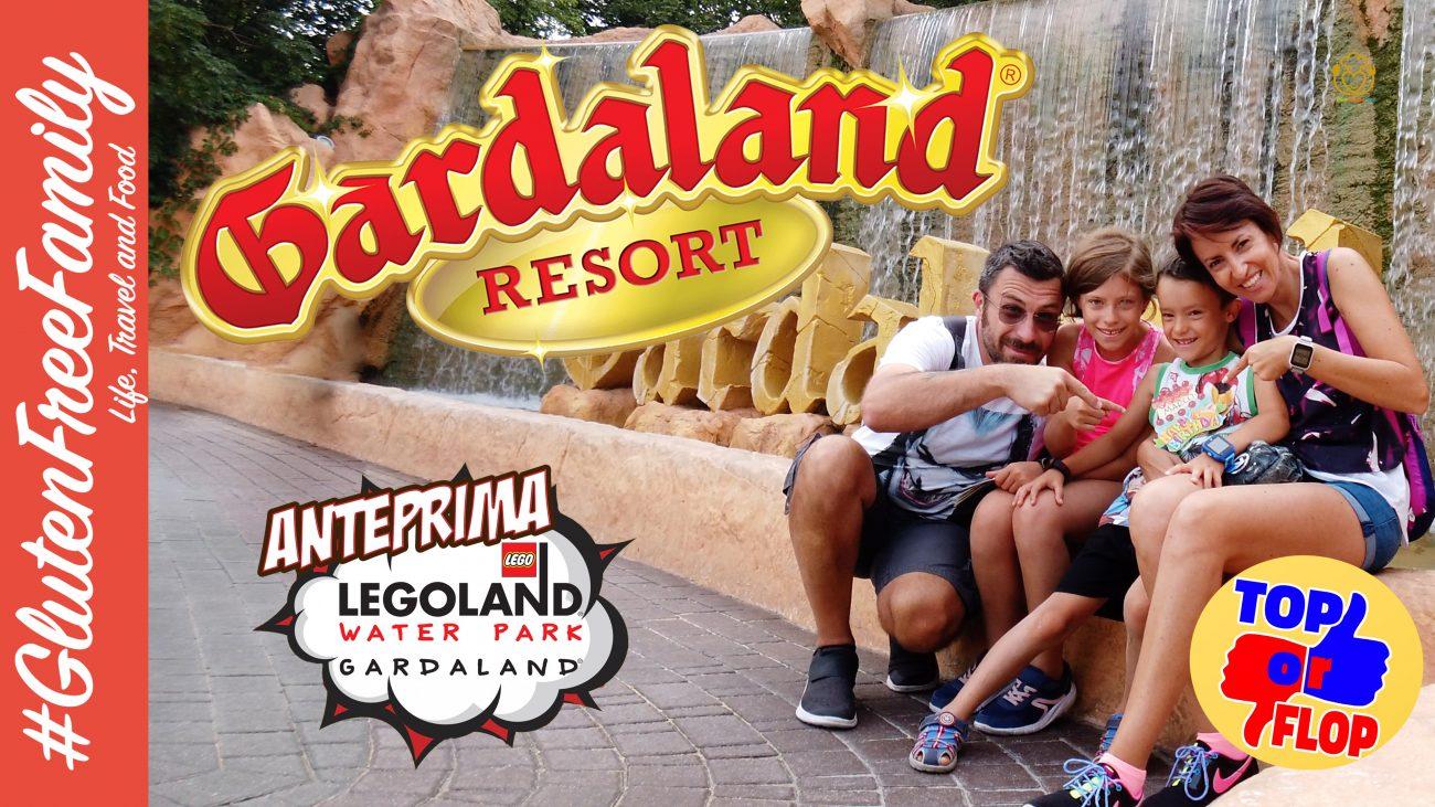 ESCLUSIVO! Gardaland Resort Senza Glutine TOP o FLOP? Anteprima Legoland Water Park!