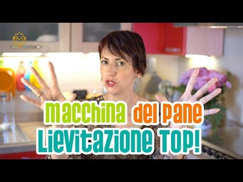 Macchina del Pane, Lievitazione Top, Quanto Aumenta la Bolletta Video Ask #4