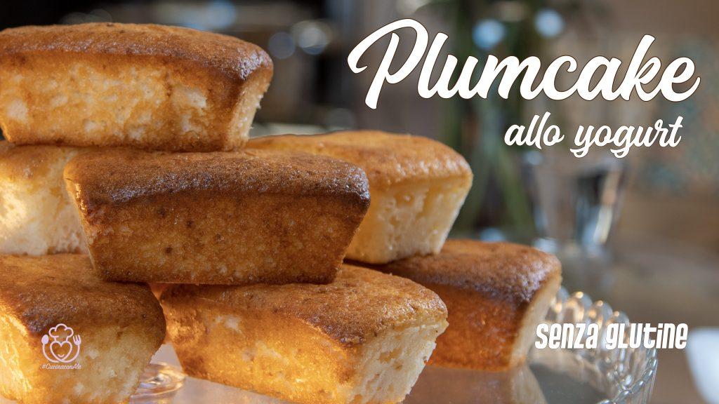 Plumcake Senza Glutine allo Yogurt, Sofficissimi e Veloci