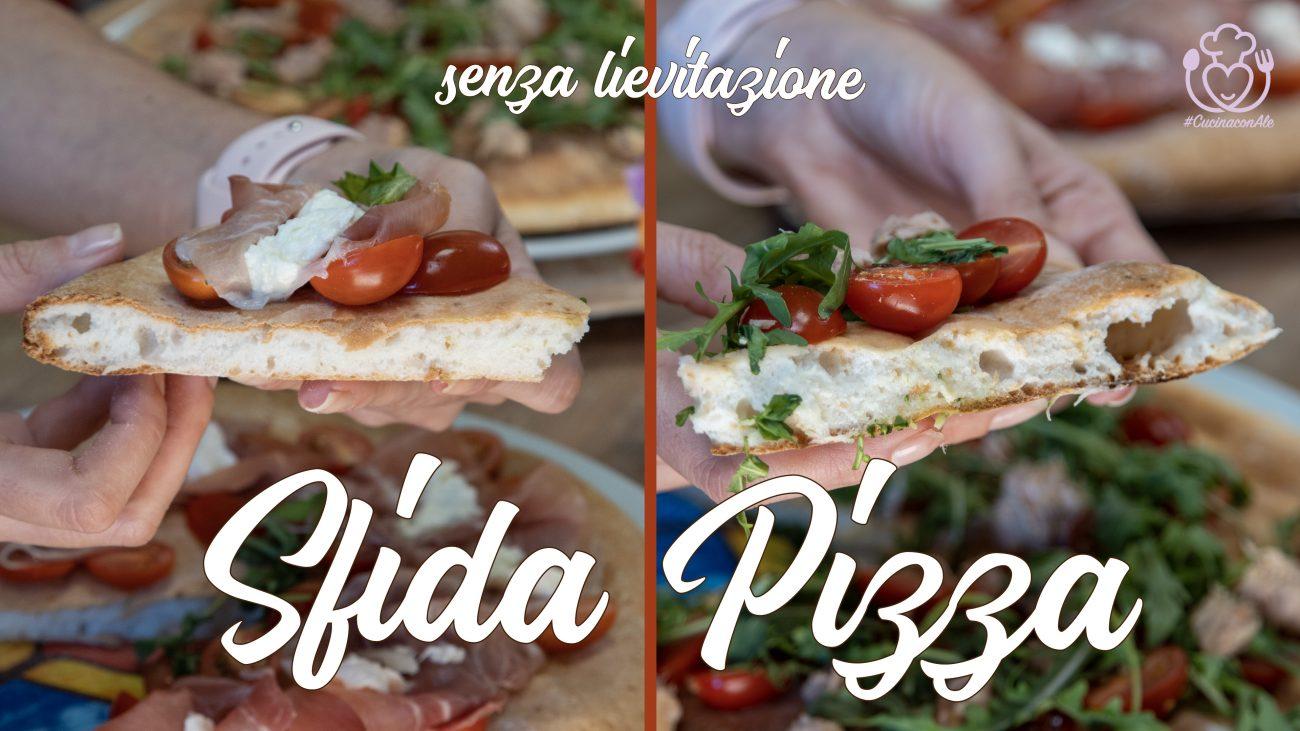 Pizza Senza Glutine, Senza Mais, Senza Nichel, Senza Lievito, Confronto Fornetto Pizza VS Forno Tradizionale
