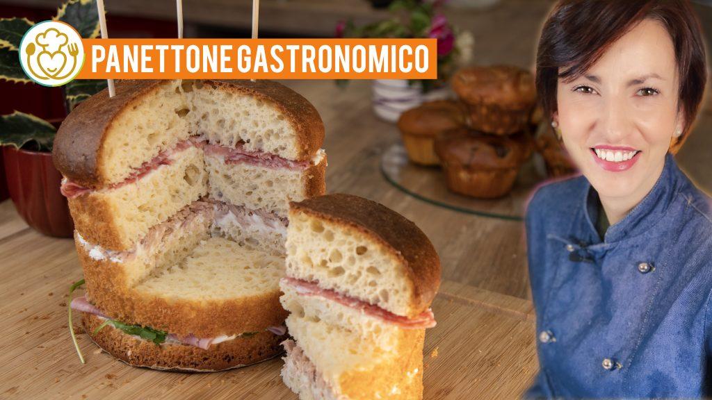 Panettone Gastronomico Senza Glutine da Farcire e Panettoni Monoporzione Salati