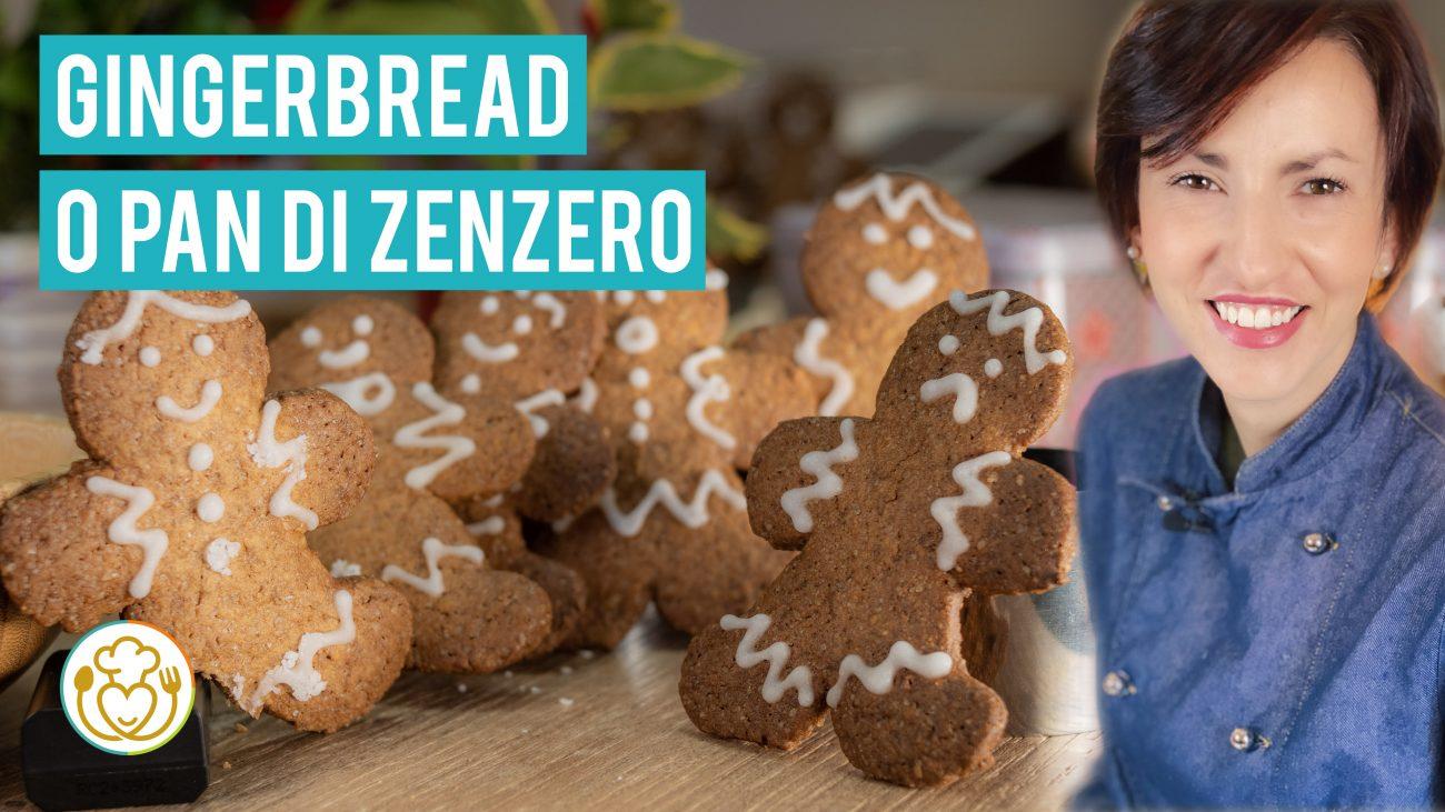 Biscotti Pan di Zenzero Senza Glutine, Gingerbread Ricetta e Decorazione Facile e Veloce