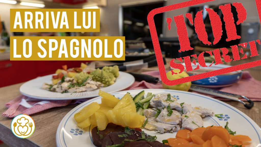Arriva il Mambo 8090 nella Nostra Cucina: Trita, Mescola e Cuoce con Bilancia Integrata, Lavabile in Lavastoviglie
