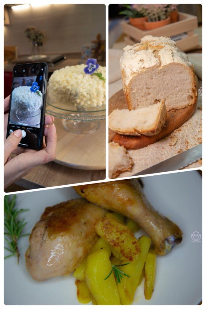 Oggi a Cena – Mai lavare il pollo prima di cuocerlo, i batteri si diffondono – 26 febbraio 2020