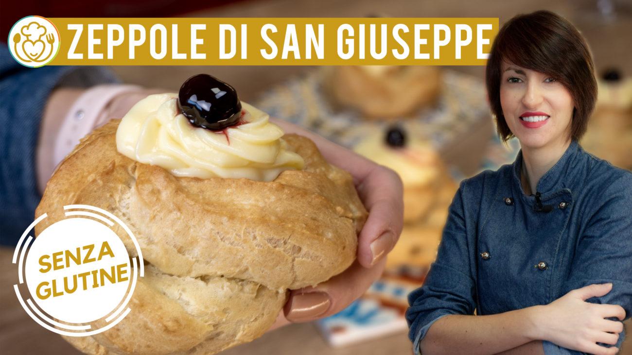 Zeppole di San Giuseppe Come fare i Bignè Enormi Senza Glutine
