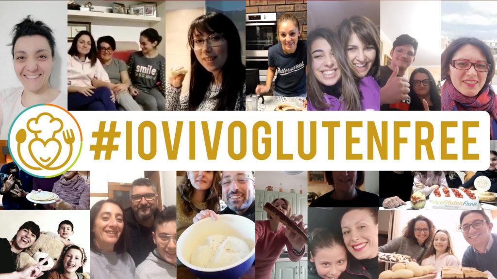 #ioVivoGlutenFree Pronti a Conquistare il Mondo? (in Cucina eh!)