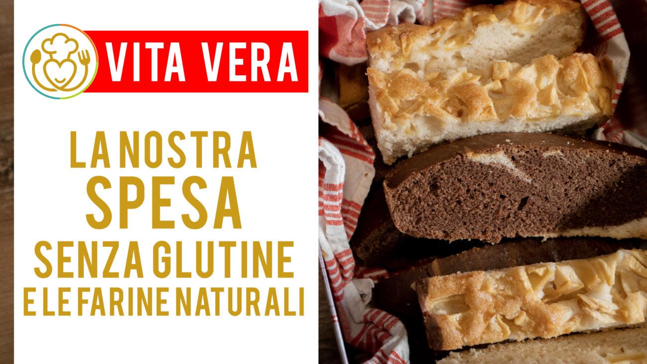 La Spesa Senza Glutine in Quarantena, Come Fare le Farine Naturali in casa e Quali Mix Scegliere