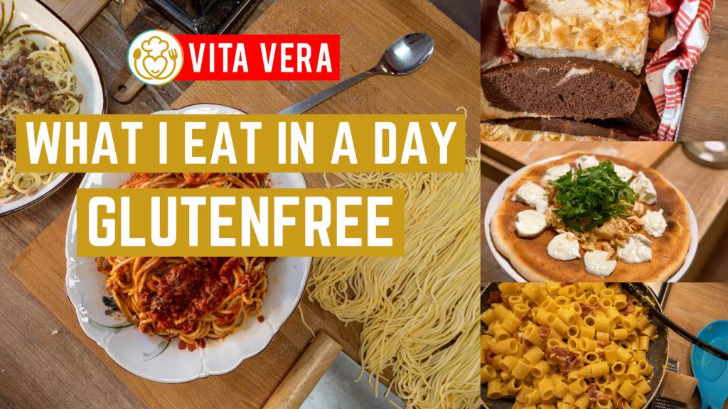 Cosa mangiamo in un weekend senza glutine/what I eat in a day&weekend GLUTENFREE   VivoGlutenFree