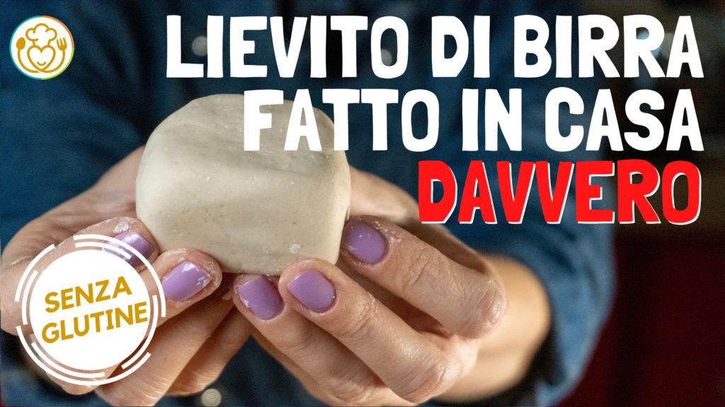 Lievito di Birra Fatto in Casa Senza Glutine DAVVERO