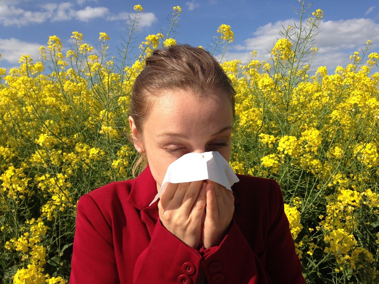 2 Litri di Acqua al Giorno per Combattere le Allergie di Stagione