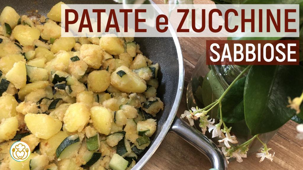 Zucchine e Patate Croccanti in Padella – Contorno Saziante da Frigo Vuoto!