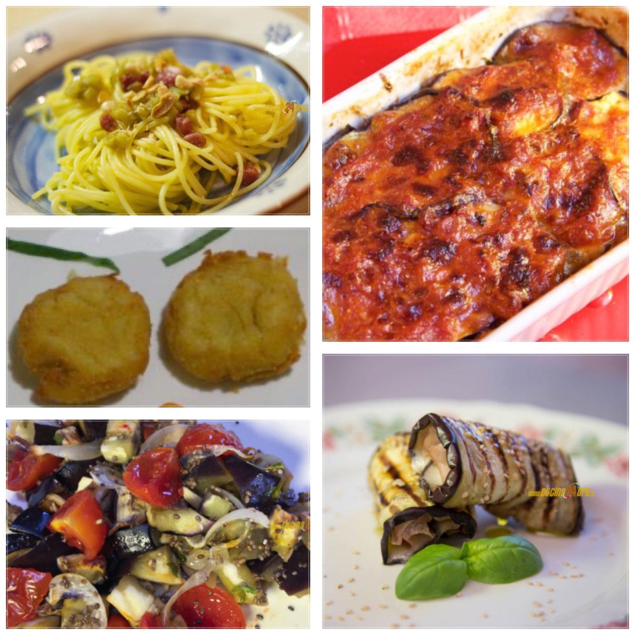 5 Ricette Perfette con le Melanzane Senza Glutine: Involtini, Spaghetti e Parmigiana