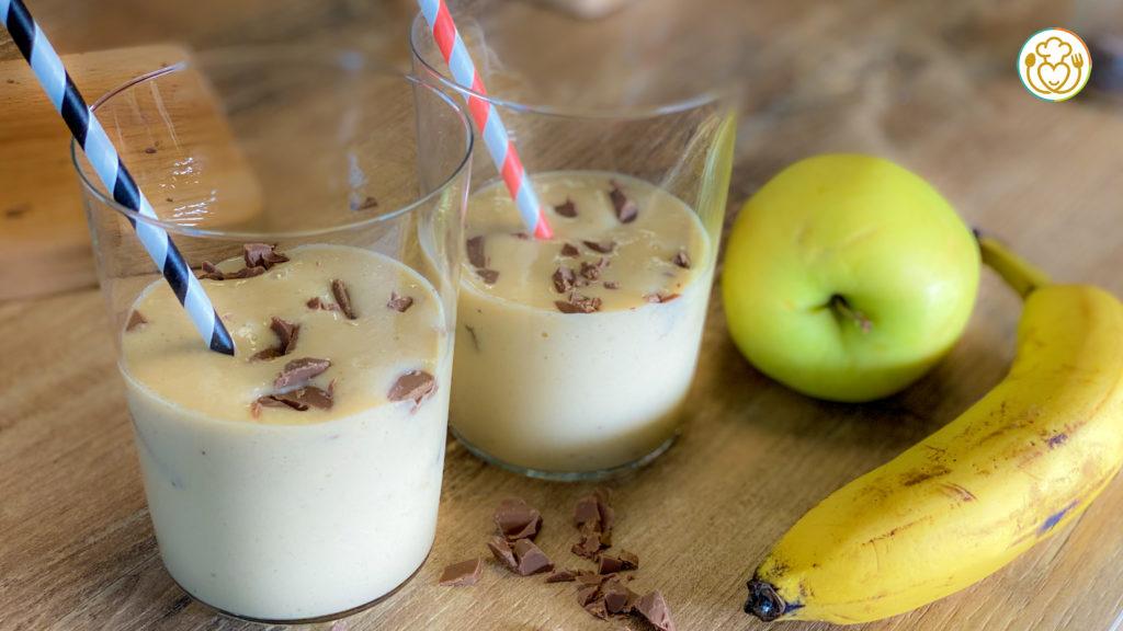 Merende Fresche e Veloci al Cioccolato e Frutta, Anche Senza Zucchero in 5 Minuti