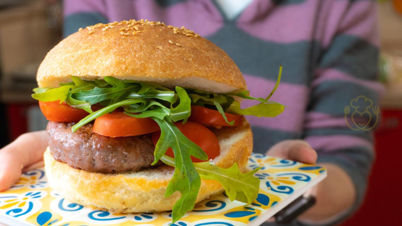 Panini Senza Glutine per Hamburger, Facili, Soffici e Grandissimi anche Senza Glutine