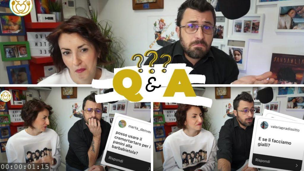 """""""IL PANE RESTA CRUDO, CHE FACCIO?"""" – RISPONDIAMO A TUTTE LE VOSTRE DOMANDE! – Q&A – VivoGlutenFree"""