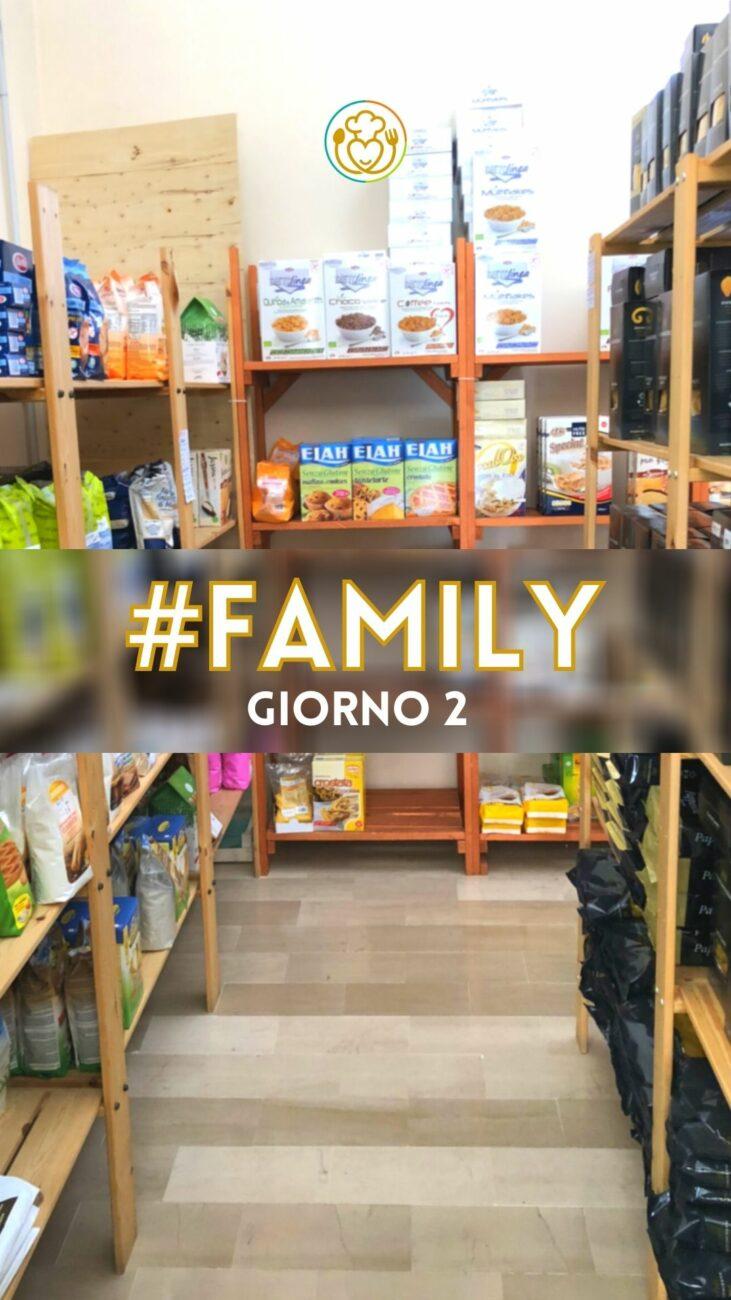 GIORNO 2 #Spesa   Family