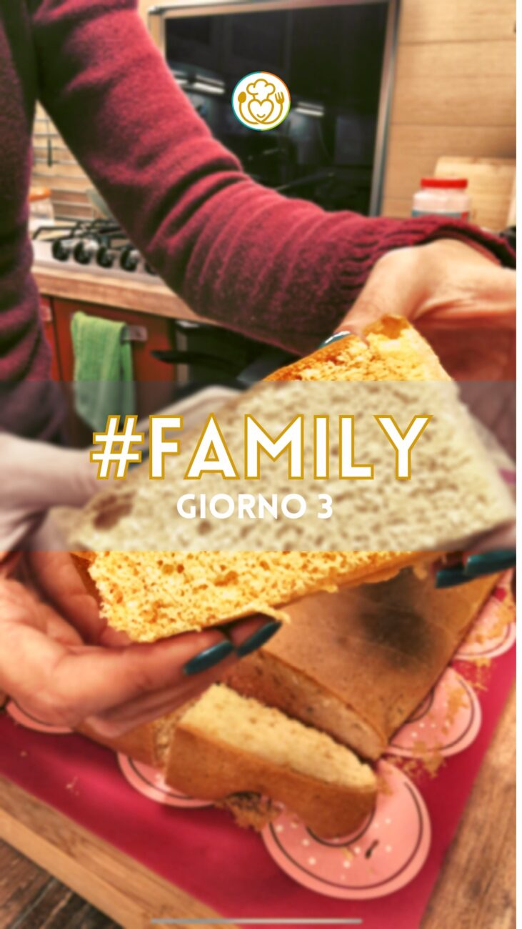 Giorno 3 #Biscotti da Inzuppo #Family | VivoGlutenFree