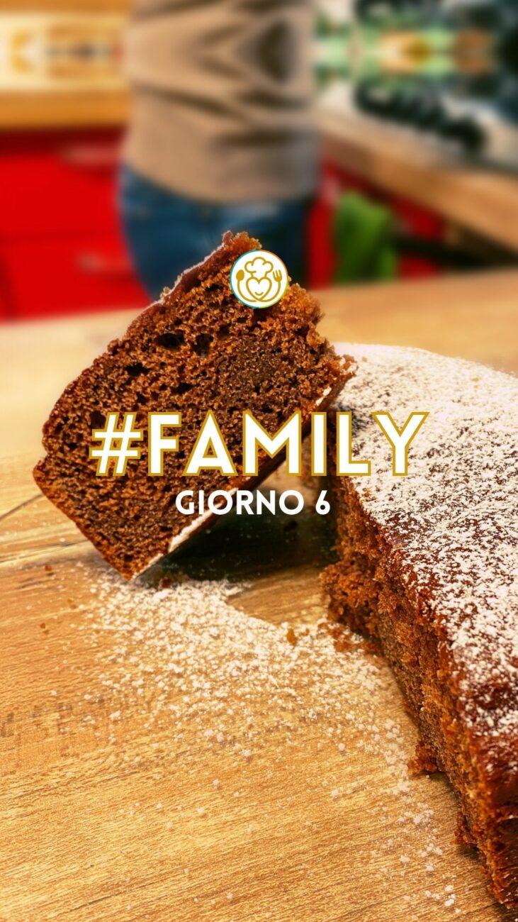 GIORNO 6 #Torta del Riciclo Senza Olio Senza Burro #Family | Vivoglutenfree