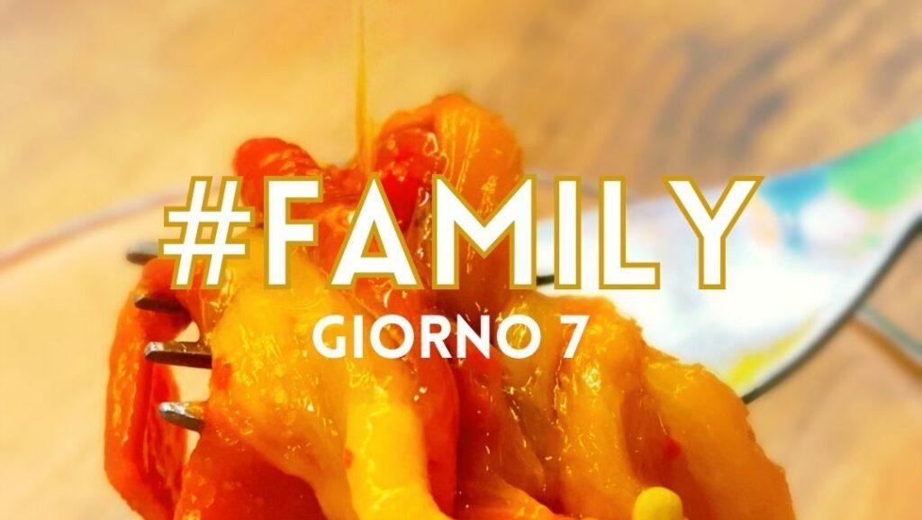 GIORNO 7 Peperoni Arrostiti al Microonde, Senza Griglia, Facilissimi da Spellare! #Family