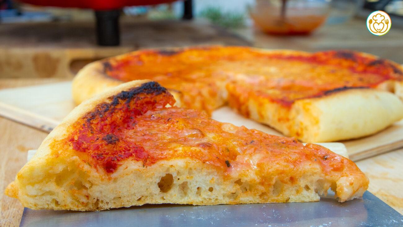 Pizza Senza Glutine Facile, 100% di Idratazione, Come in Pizzeria – Tutti i Passaggi!