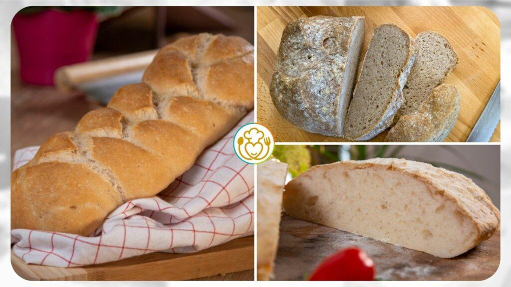 3 Ricette Facili di Pane Senza Glutine – Pagnotta e Treccia Veloce